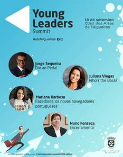 FELGUEIRAS - EVENTO YOUNG LEADERS SUMMIT